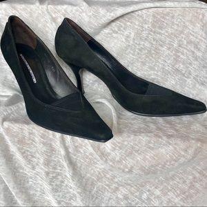 """Donald J. Pliner Women's Black """"Marie"""" Pumps- 9.5"""